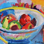 Scott McRae, 12 Sara's Apples