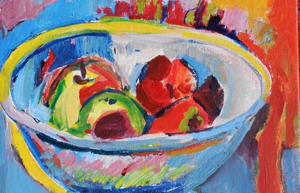 Scott McRae, 12 Sara's Apples