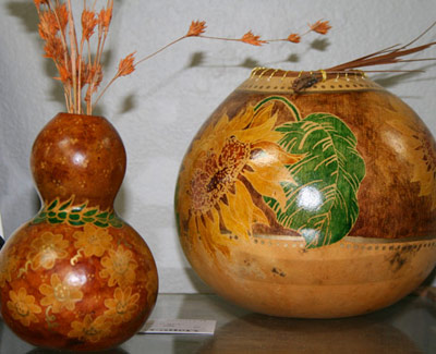 Diane Springer - Gourds