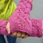Fingerless Gloves by Jane Gerdon - $20