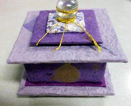 Mary Kohlschmidt - Purple Box