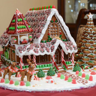 Gingerbread Haus Contest!