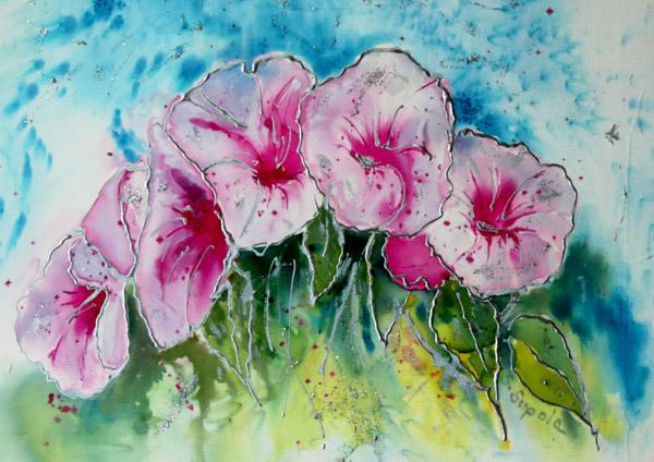 Susan Supola - Flowers of Thailand