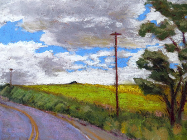 Jeanne Hamilton - Bend in the Road