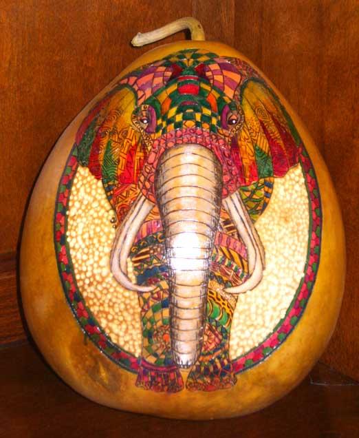 elephant gourd