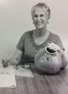 gourd artist