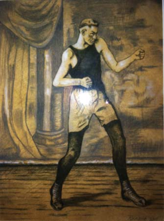 old time boxer