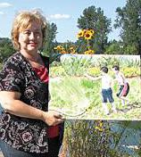 artist Joyce Hudson