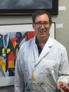 artist Scott McRae