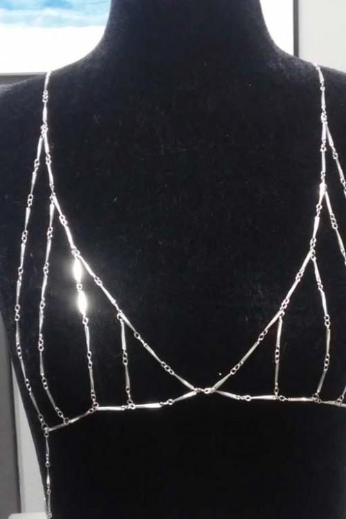 upper body chain jewelry