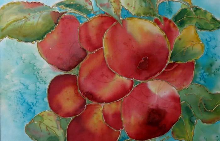 fruit on a tree