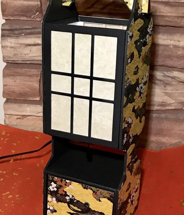 Japanese style door 3-d model