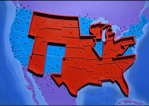 a political statement 3D art