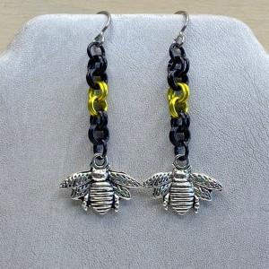 Charm Bee Earrings